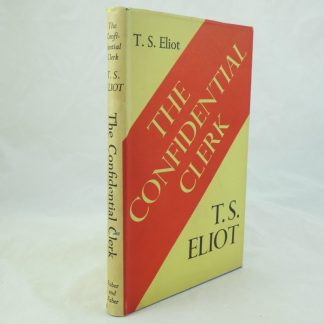 The Confidential Clerk by T S Eliot