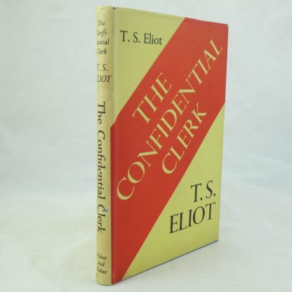 The Confidential Clerk by T S Eliot (4)