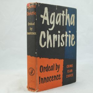 Agatha Christie Ordeal by Innocence