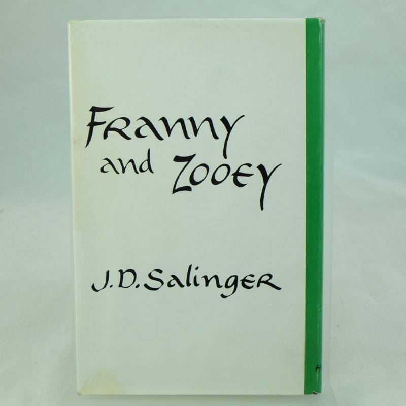 a comparison of the color purple by alice walker and franny and zooey by jd salinger The catcher in the ryepdf  the color purple my ántonia a tale of two  salinger's the catcher in the rye / edited and with an introduction by harold.