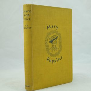 Mary Poppins by P l Travers 1st edition (
