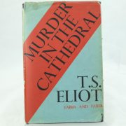 Murder in the Catherdral by T S Eliot