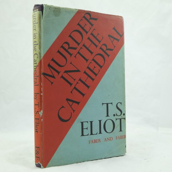 Murder in the Catherdral by T S Eliot (7)