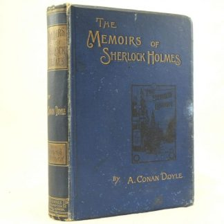 The Memoirs of Sherlock Holmes by A C Doyle (4)