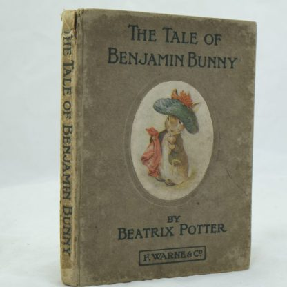 The Tale of Benjamin Rabbit by Beatrix Potter (8)