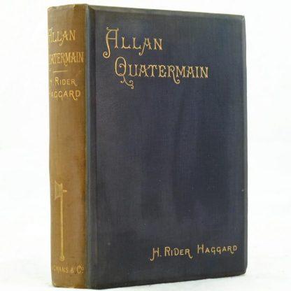 Allan Quatermain by H. Rider Haggard (2)