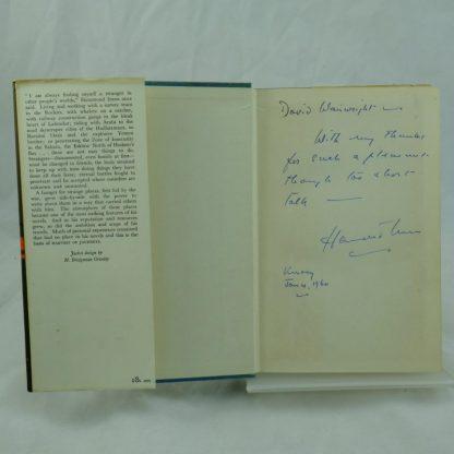 Harvest of journeys Hammond Innes signed