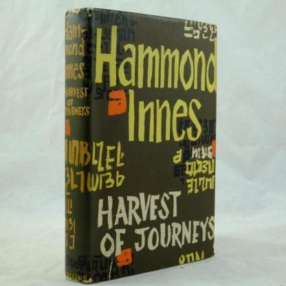 Harvest of journeys Hammond Innes signed (8)