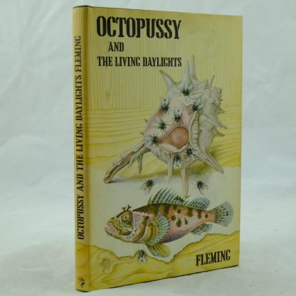 Octopussy and The Living Daylights by Ian Fleming (1)