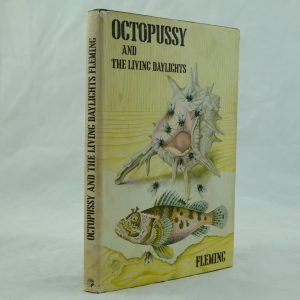 Octopussy and The Living Daylights by Ian Fleming