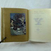 Peter Pan in Kensington Gardens by Matthew Barrie illus by Arthur Rackham