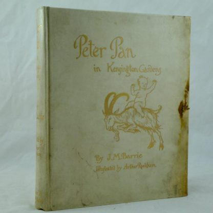 Peter Pan in Kensington Gardens by Matthew Barrie illus by Arthur Rackham (9)