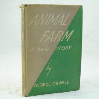 Animal Farm by George Orwell 2nd ed