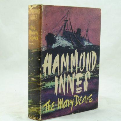 Hammond Innes The Mary Deare (4)