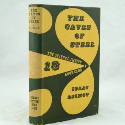 The Caves of Steel by Isaac Asimov (2)