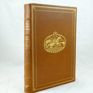 The GRand National by Graham & Curling limited signed edition