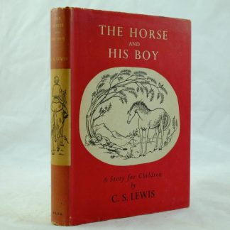 The Horse and his Boy by C. S. Lewis 1st edition