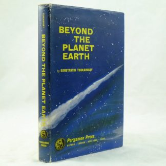 Beyond the Planet by Konstantin Tsiolkovsky