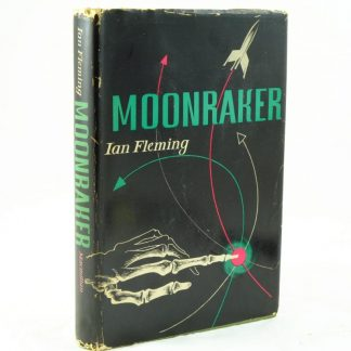 Moonraker by Ian Fleming American USA edition