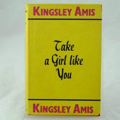 Take a Girl Like You by Kingsley Amis 1st (2)
