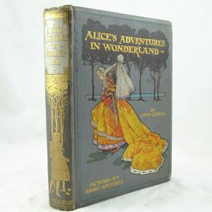 Alice's Adventures in Wonderland Harry Rountree Lewis Carroll