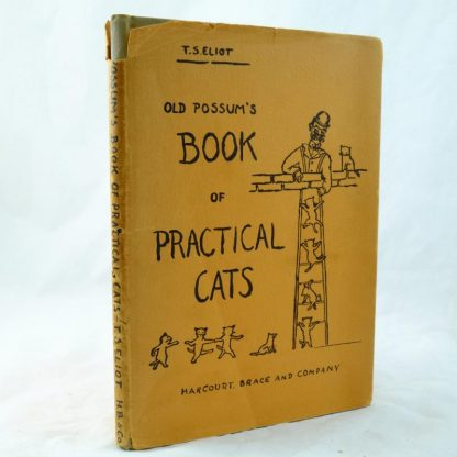 Old Possum's Book of Practical Cats by T. S. Eliot (2)