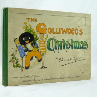 The Golliwogg's Christmas by Florence Upton