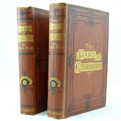 The Hand of Ethelberta by Thomas Hardy 2 vols (3)