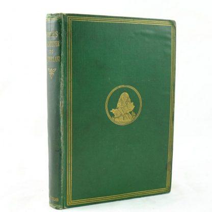 Alice's Abenteuer im Wunderland von Lewis Carroll (1)