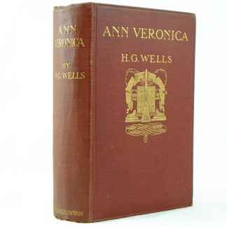 Ann Veronica H. G. Wells