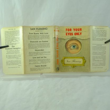 For Your Eyes Only Ian Fleming first edition