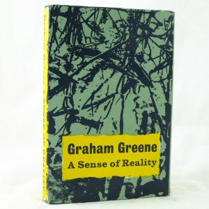 Graham Greene A Sense of Reality 1st