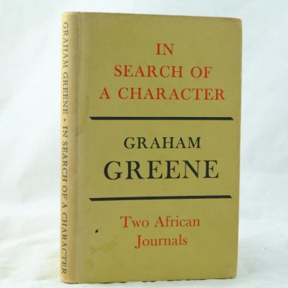 In Search of A Character by Graham Greene (4)