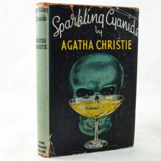 Sparkling Cyanide by Agatha Christie 1