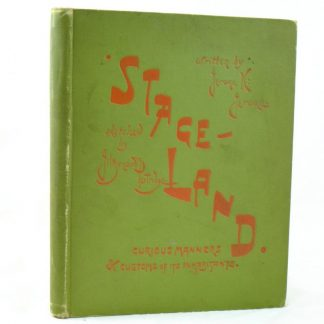 Stage-Land by Jerome K Jerome