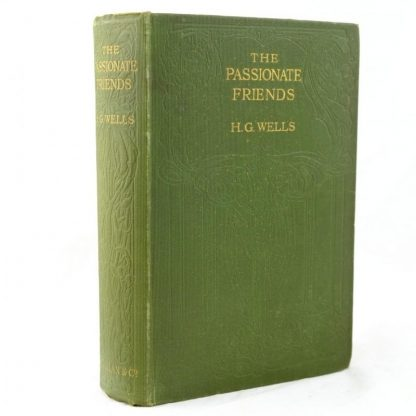 The Passionate Friends by H. G. Wells (2)
