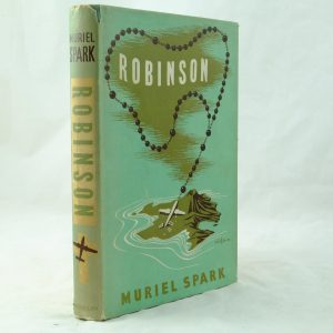 Robinson by Muriel Spark signed