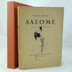 Salome Drame en un Act by Oscar Wilde
