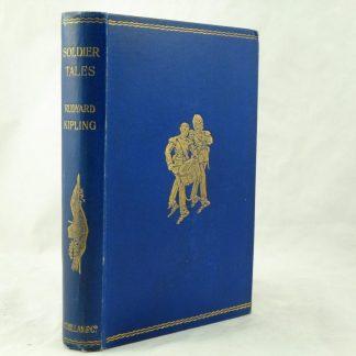 Soldier Tales by rudyard kipling (