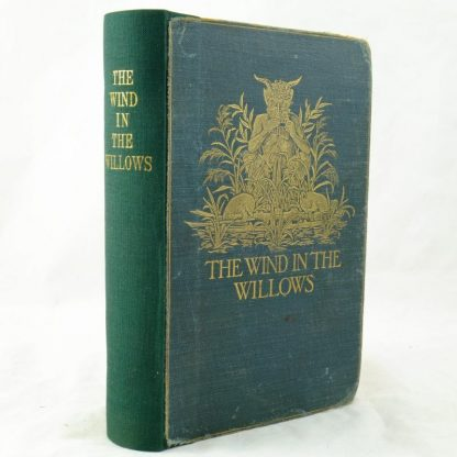 The Wind in the Willows Kenneth Grahame rebound (2)