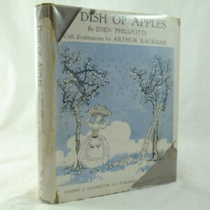A Dish of Apples by Eden Phillpotts A. Rackham (1)