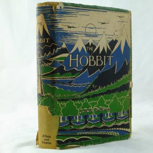 The Hobbit 7th edition J R R Tolkien