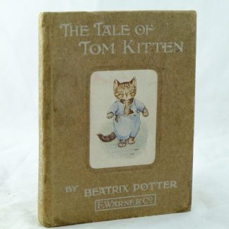 The Tale of Tom Kitten by Beatrix Potter early