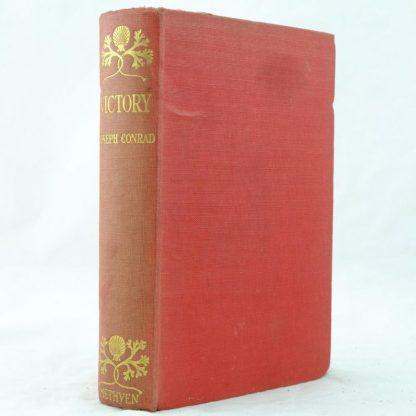 Victory by Joseph Conrad 1st ed (1)