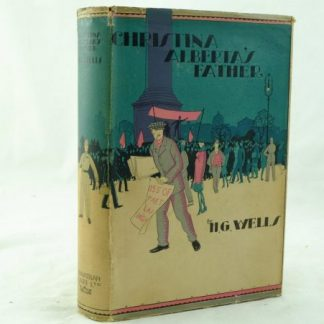 Christine Alberta's Father by H G Wells