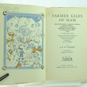 Farmer Giles of Ham by J R R Tolkien