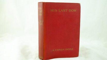 His Last Bow by Sir Arthur Conan doyle (1)