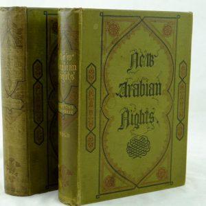 New Arabian Nights by R L Stevenson