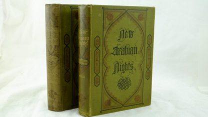 New Arabian Nights by R L Stevenson (2)