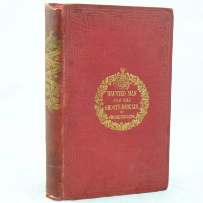 The Haunted Man and the Ghosts Bargain by Charles Dickens (3)